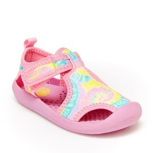 NWT Oshkosh B'gosh Tie Dye Aquatic Water Shoes 10